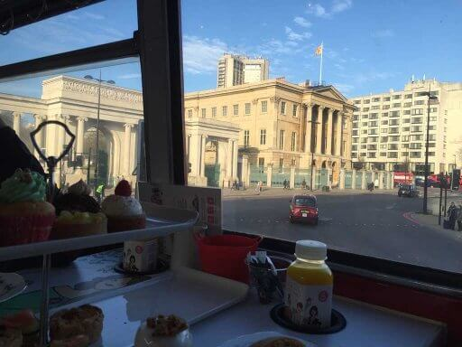 Apsley House, aka Number One London, is one of the sights on the B Bakery Afternoon Tea Bus Tour