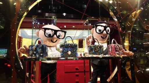 Dolce & Gabbana's Christmas windows at Harrods are alight with tradition, the love of family, and an all-around celebration of this special time of year with a hefty dose of fun & Italian spirit.