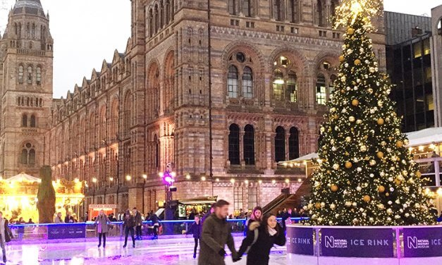 Christmas in London; wonderful windows, marvellous markets & twinkling trimmings