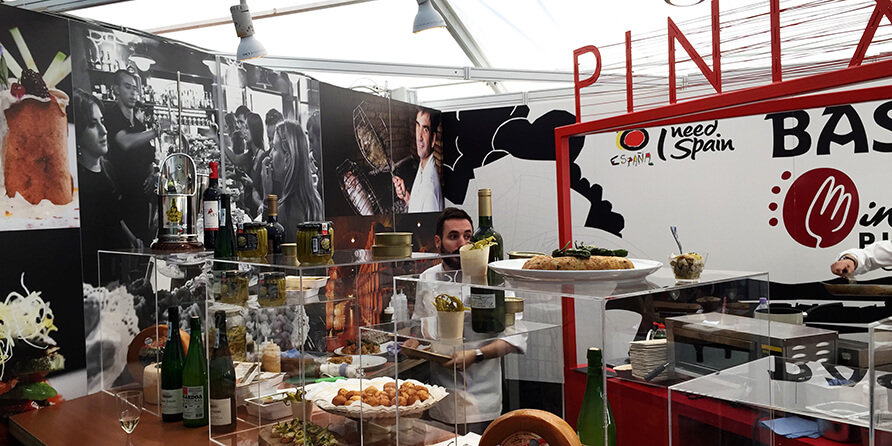 Discovering pintxos, txakoli and the Basque Country at Taste of London