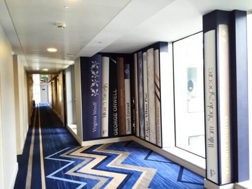 Early in 2017, Doubletree Tower of London started on a refurbishment programme, with all the rooms getting a facelift. The rooms on the Executive Floors were the first to get the makeover.