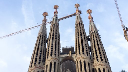 Going up the towers is a great way to explore the Sagrada Família and enjoy spectacular views of the city from 65 metres above the ground.