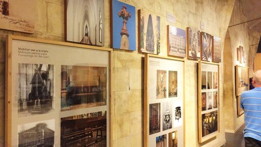 Of particular interest, at the Sagrada Familia Museum, are the drawings, contemporary photographs, liturgical furnishings and the restored original models, as well as replicas of originals and new modern models.