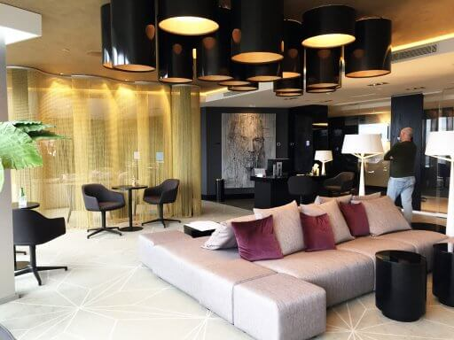 One of the benefits of staying in an executive room at a Hilton is access to the Executive Lounge. The standard of service offered in Hilton Tallinn Park's Executive Lounges is of an incredibly high standard with lots of comfortable seating to relax and have a drink.