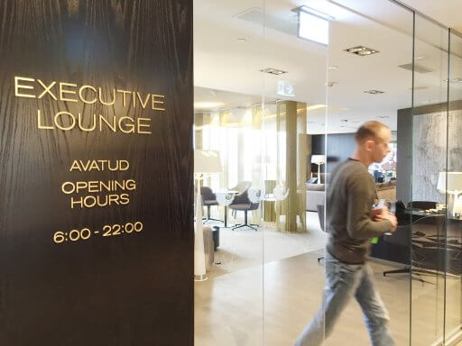 One of the benefits of staying in an executive room at a Hilton is access to the Executive Lounge. At Hilton Tallinn Park the lounge is open every day from 6am until 10pm.