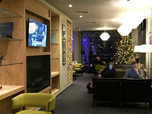 The Lounge @ Hilton Garden Inn Heathrow Airport