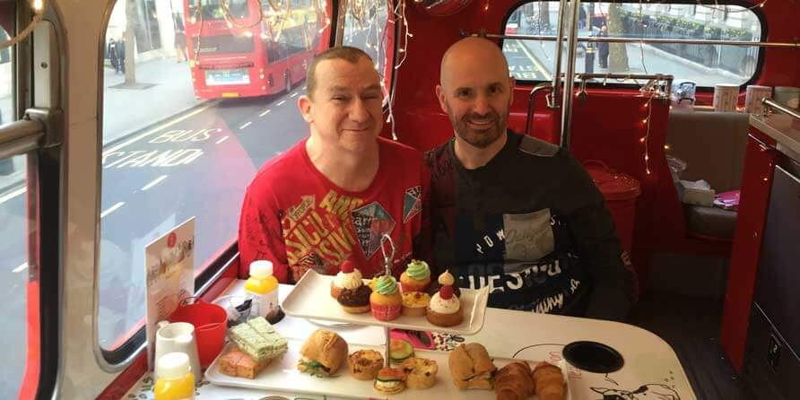 Sweet-treats and sightseeing on the B Bakery Afternoon Tea Bus Tour
