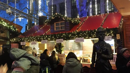 From confectionary to imported savoury treats, traditional children's wooden hand-crafted toys, festive ornaments, charming accessories and more, there's something for everyone to enjoy at Christmas in Leicester Square.