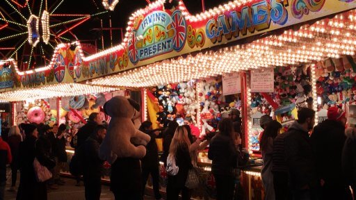 There's over 100 rides and games at Winter Wonderland so get down for some fantastic festive fun! Test your skills and win yourself a prize on one of the many funfair games.