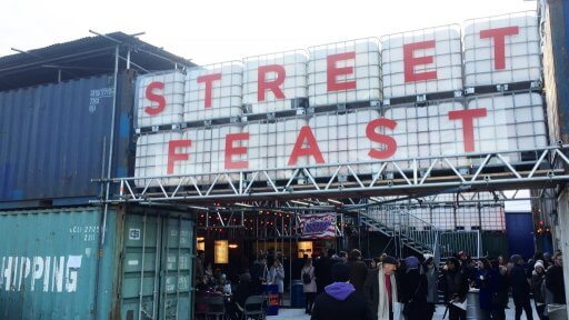 Heading south west for the winter, Street Feast brings some of London's best street food traders to Winterville – head down for juicy ribs, pillowy soft Chinese buns, crispy wood-fired pizzas and loads more. There'll also be hot toddies, mulled wine and delicious frozen toffee vodka shots to get you in the Christmas spirit.