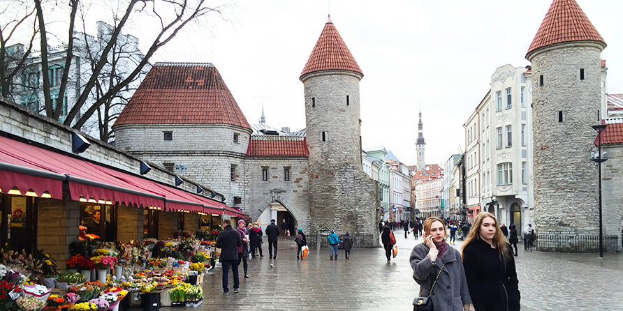 With so much to see and do, 2 days in Tallinn wasn't nearly long enough time in the wonderful city